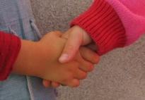 Hände als soziales Kontaktmittel