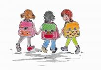 In die Schule - ein Abschiedslied für Vorschulkinder