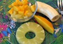 Dschungel-Frühstück