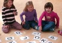 Buchstaben-Mix: Buchstabenspiele mit Bildkarten