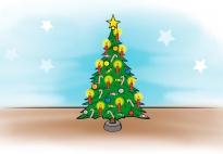 Tannenbaumlied - endlich Weihnachten