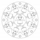 Engel-Mandala 3