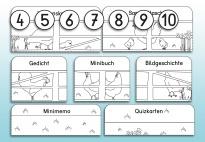 Hühner - SW für Kindergarten, KiTa und Schule