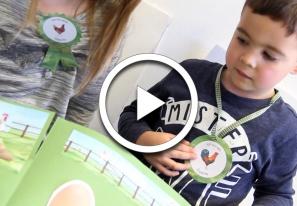VIDEO: Chicken Lapbook