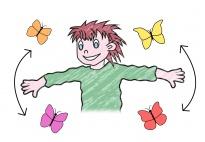 Frühlingszeit - ein Gedicht für die Sprüchebox