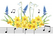 Der Frühling ist da - ein Lied für Krippe und Kindergarten