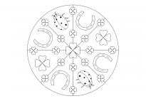 Silvester-Mandala