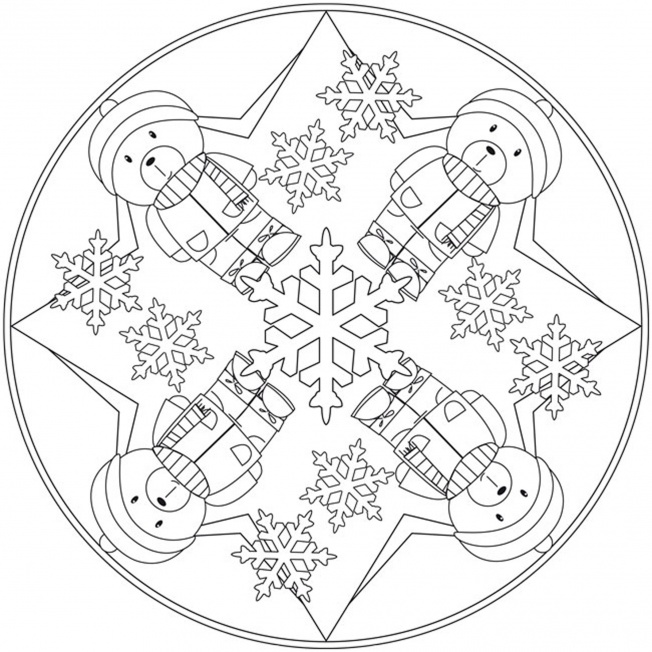 Balduin-Mandala 2