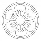 Blossom Mandala 3