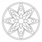 Blossom Mandala 5