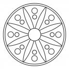 Blossom Mandala 6