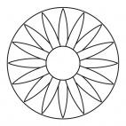 Blossom Mandala 7