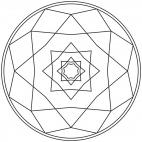 Star Mandala 18