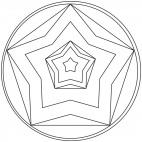 Star Mandala 19
