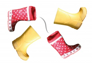 Rain Boots - Find the Match