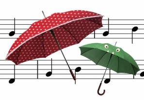 Rain Song - A Simple Participatory Song for Toddlers