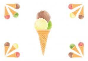 Sommerzeit - Eiszeit: ein Fingerspiel für die Sprüchebox