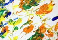 Der Seehund Oskar & seine Freunde: Malen wie Jackson Pollock