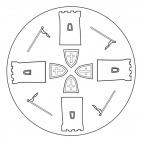 Ritterburg-Mandala