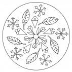 The Four Seasons Mandalas 1