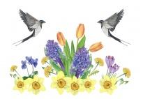 Frühlingsgedicht für den Morgenkreis