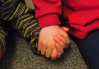 Hände und Gefühle