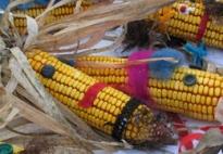 Maiskolbenfiguren