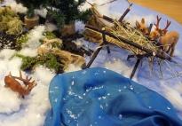 Tiere im Winterwald: eine Idee für den  Morgenkreis