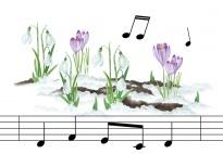 Frühling komm herbei - ein Mitmachlied