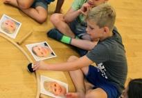 Morgenkreis Roulette mit Fotos zum Kennenlernen