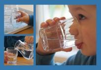Alltagsgeschichte: Ich trinke Wasser