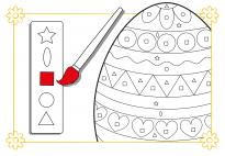Malspiele für Kindergarten, KiTa und Schule