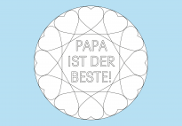 Vatertag-Mandala 3