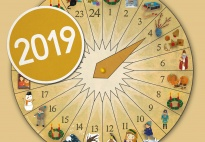 Adventsuhr 2019: Zeit des Wartens
