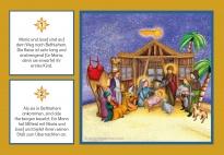 La storia di Natale: immagini-racconto grandi