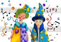 Tanz für Fasching und Karneval