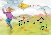 Endlich ist der Herbst im Land-ein Lied für den Morgenkreis