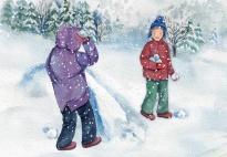 Ich mag dich, lieber Winter