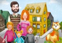 Die Familie Hauser: Projektübersicht