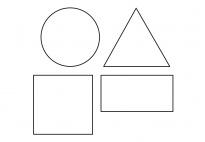 geometrie f r kindergarten kita und schule. Black Bedroom Furniture Sets. Home Design Ideas