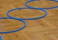Bewegungsideen mit Reifen