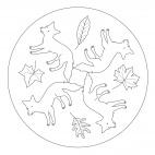 Fuchs-Mandala