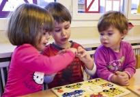 Greifpuzzle-Mix: Mathematik für Krippenkinder