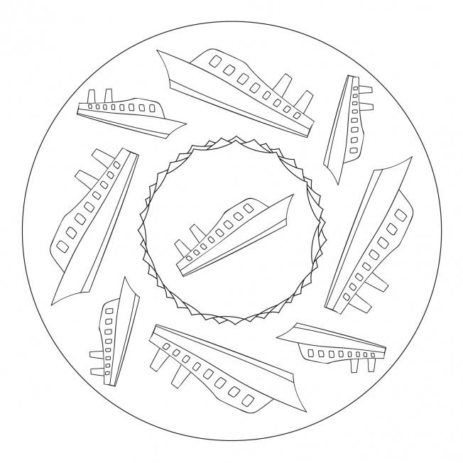 Schiff-Mandala