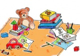 Spring Cleaning for Kids in Pre-K