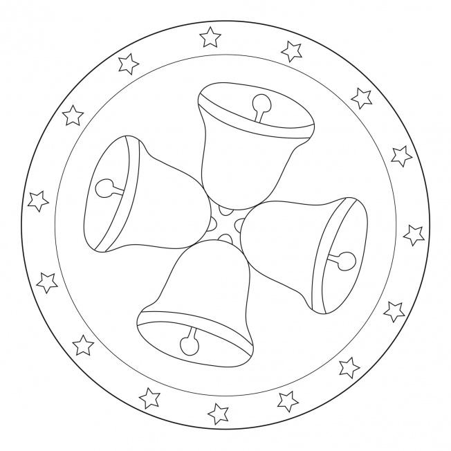 Glocken-Mandala 2