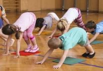 Frühlings - Workout für Kinder und Eltern