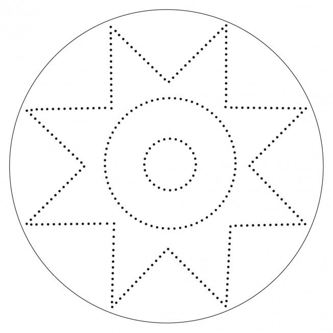 Stern-Mandala