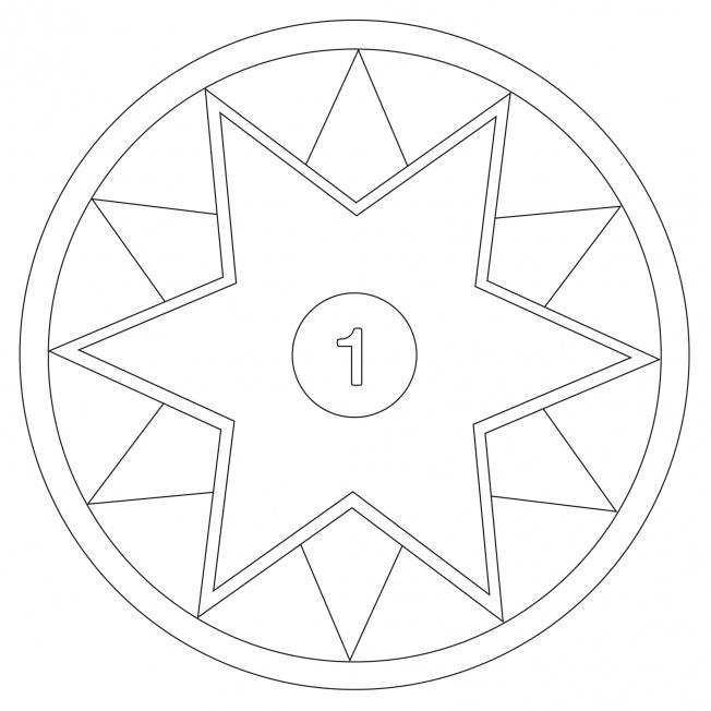 Sterne-Adventskalender 1_alt