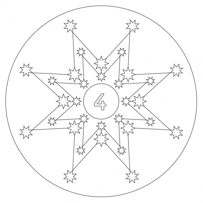 Sterne-Adventskalender 4_alt